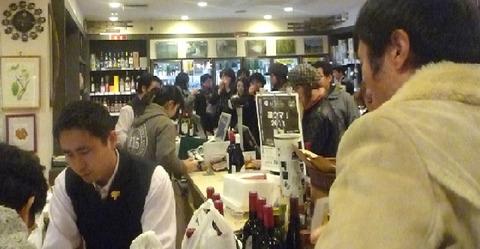 2011深夜のヌーボ販売.jpg