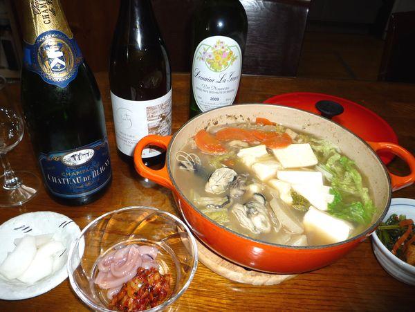 アンコウ鍋とワイン.jpg
