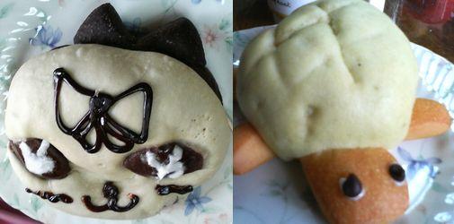 パンダとカメのパン.jpg