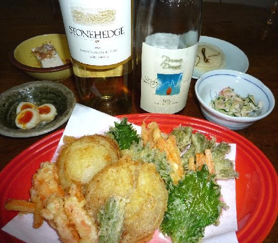 天ぷらとストーンヘッジ、タベルロゼ.jpg