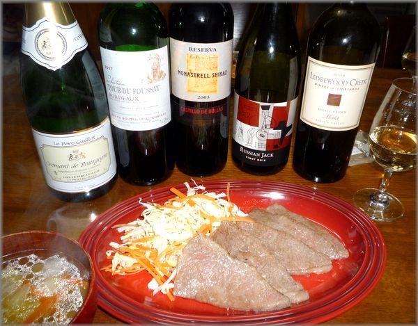 特上カルビとワイン.jpg