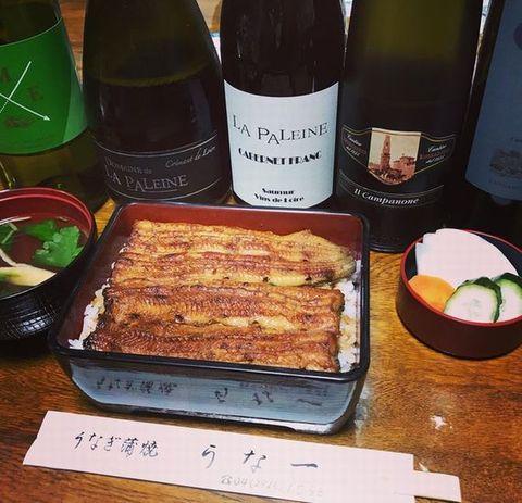 うな一さんとワイン.jpg