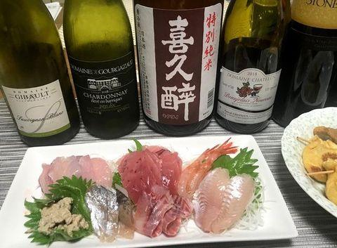 お刺身とワインお酒キクヨイ.jpg