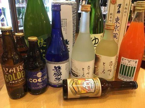お土産に埼玉のお酒.jpg