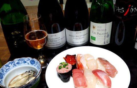 お寿司とワインのマリアージュ・オレンジワイン.jpg