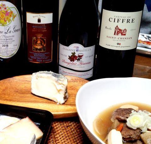 しし鍋とワイン.jpg