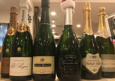 クリスマス&お正月にシャンパン.jpg
