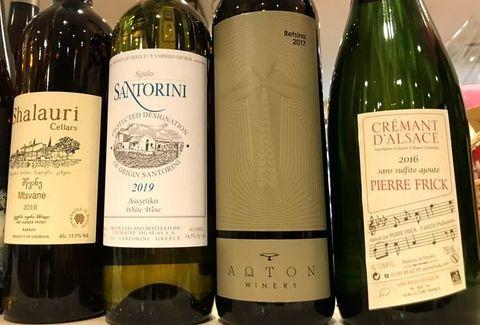 サントリーニ、レッツィーナ、オレンジワイン.jpg