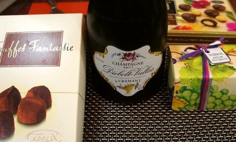 シャンパンとチョコのマリアージュ.jpg