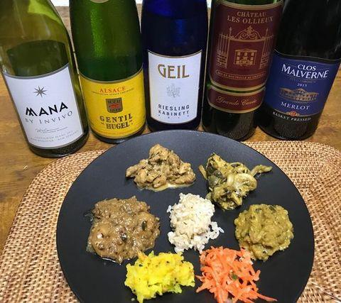 スリランカカレーとワイン.jpg