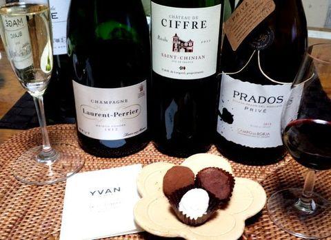 チョコとワインのマリアージュ。イヴァン.jpg