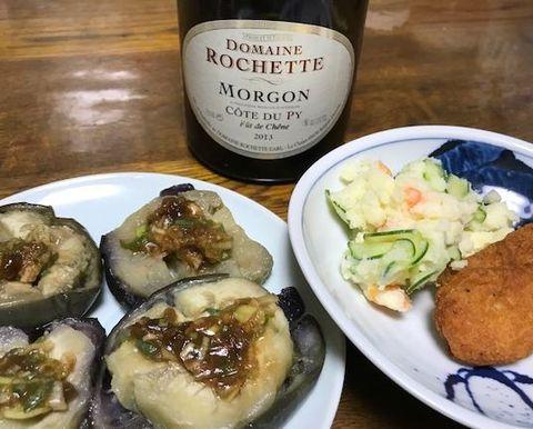 ドメーヌロシェット モルゴン コート・ド・ピー.jpg