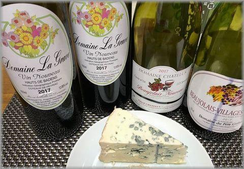 ブルードヴェルニューとワイン.jpg
