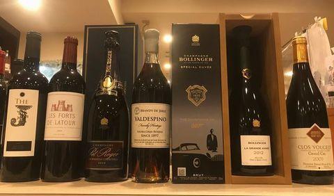 レア物シャンパン・ブランデー入荷.jpg