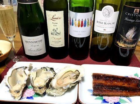 厚岸の牡蠣とワインのマリアージュ.jpg