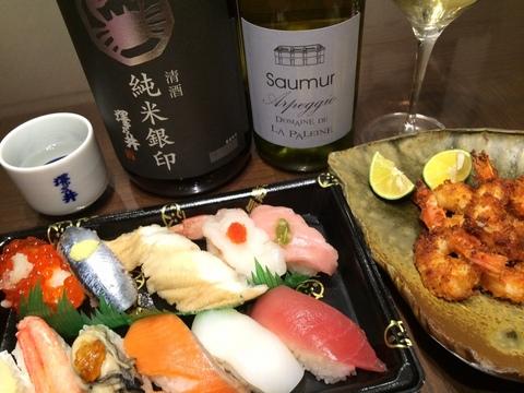 寿司とアルペジオ.JPG