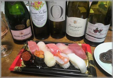 寿司とギリシャ、ヌーボ、バイエ.jpg