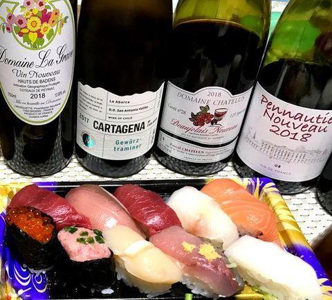 寿司とワインヌーボ2.jpg