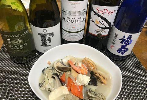 海鮮鍋とワイン.jpg