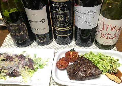 牛フィレ肉とワイン.jpg