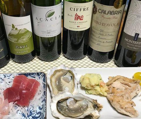 牡蠣とシャロンアカシア.jpg