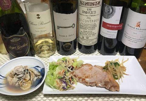 牡蠣と豚肉のソテー.jpg