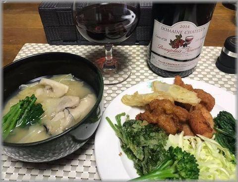 牡蠣鍋とシャテルスヌーボ.jpg