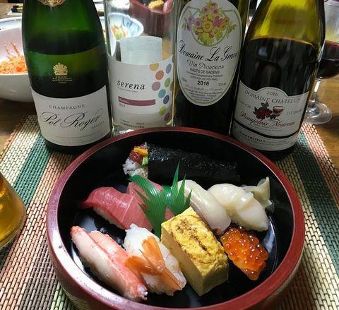 球寿司さんとポルロジェ、シャテルス.jpg
