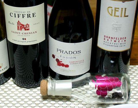 貴腐ワインチョコとワイン.jpg