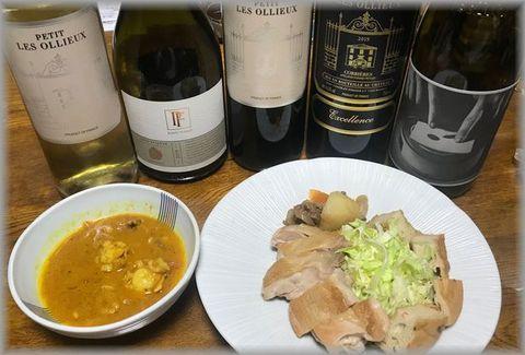 鳥肉とカレーワイン.jpg